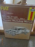 Haynes Owners Workshop Manual Fiat 131 Mirafiori 1975 to 1982