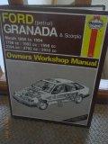 Haynes Owners Workshop Manual Ford Granada & Scorpio 1985 to 1994