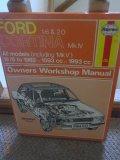 Haynes Owners Workshop Manual Ford Cortina Mk IV 1976 to 1982