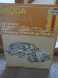 Haynes Owners Workshop Manual Skoda Estelle 1977 to 1980