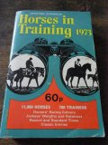 Horses in Training 1973