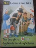 Ladybird Key Words Reading Scheme - 9A - Games We Like