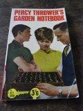 Percy Thrower's Garden Notebook