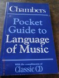 Pocket Guide to Language of Music