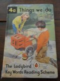 Things We Do - Key Reading Scheme 4a